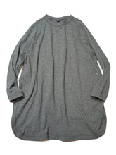 US Thick Tenjiku Cotton Tunic in grey