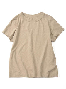 Zimba 45 Star T-Shirt in Khaki