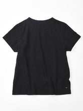 Zimba 45 Star T-Shirt in Black
