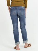 Hikohime Distressed Denim Pants