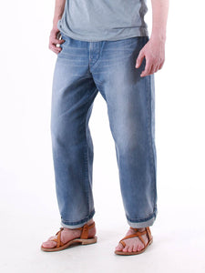 Okome Cotton 5 Pocket 908 Denim Pants
