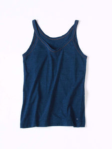 Indigo 45 Star Camisole Distress