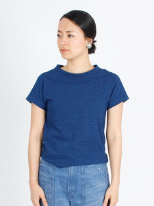 Indigo 45 Star Cotton Short Sleeve T-Shirt