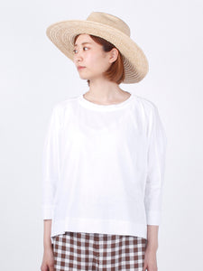 Super Gauze 3/4 Sleeves Big T-shirt