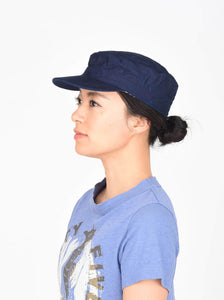 Mugi Cotton Satin Worker Cap