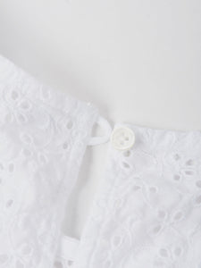 Tapet Cotton Cutwork Camisole