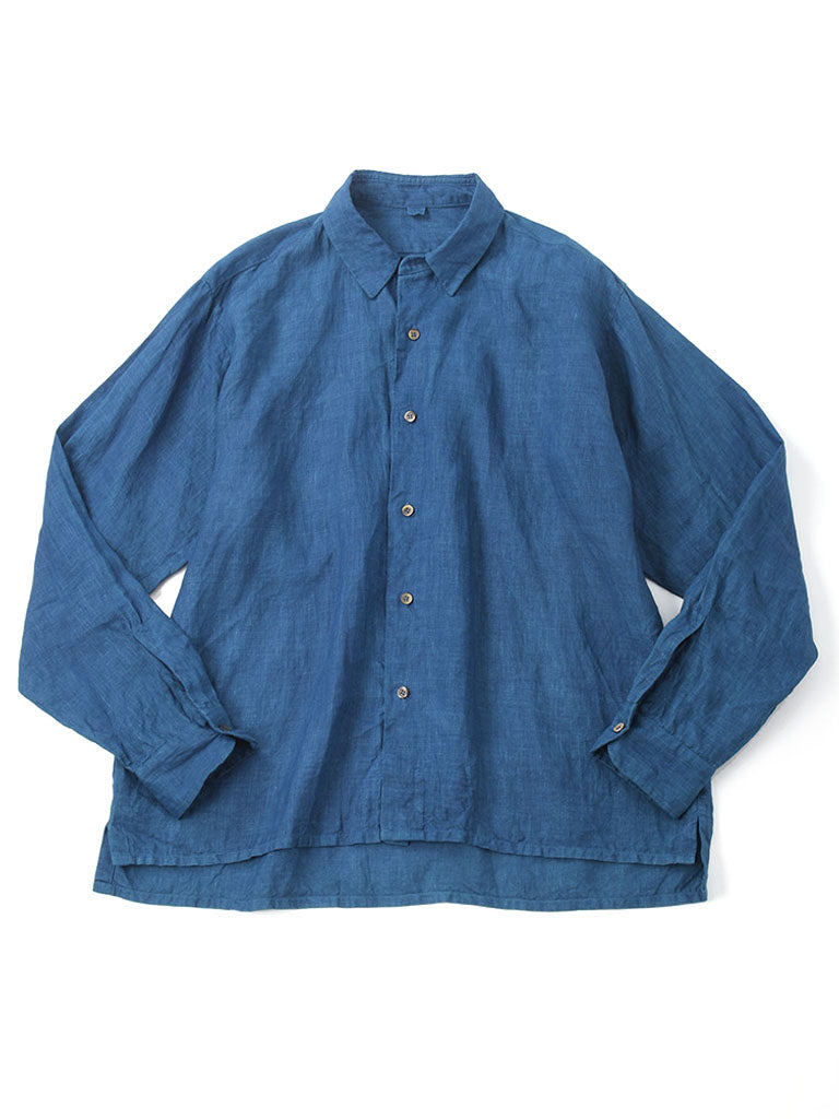 Ai Majotae 908 Small Collar Ocean Shirt in Ai