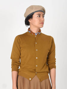 Organic Cotton Cardigan