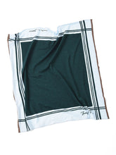 Jersey Cotton Bandana in green