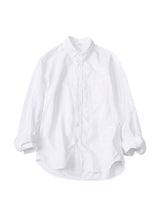 Oxford Button-Down 908 Shirt in White