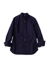 Oxford Button-Down 908 Shirt in Navy