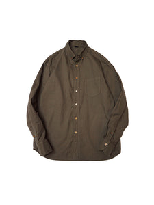 Oxford Button-Down 908 Shirt in Green