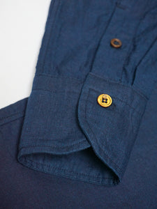 Indigo Oxford Button-Down 908 Shirt