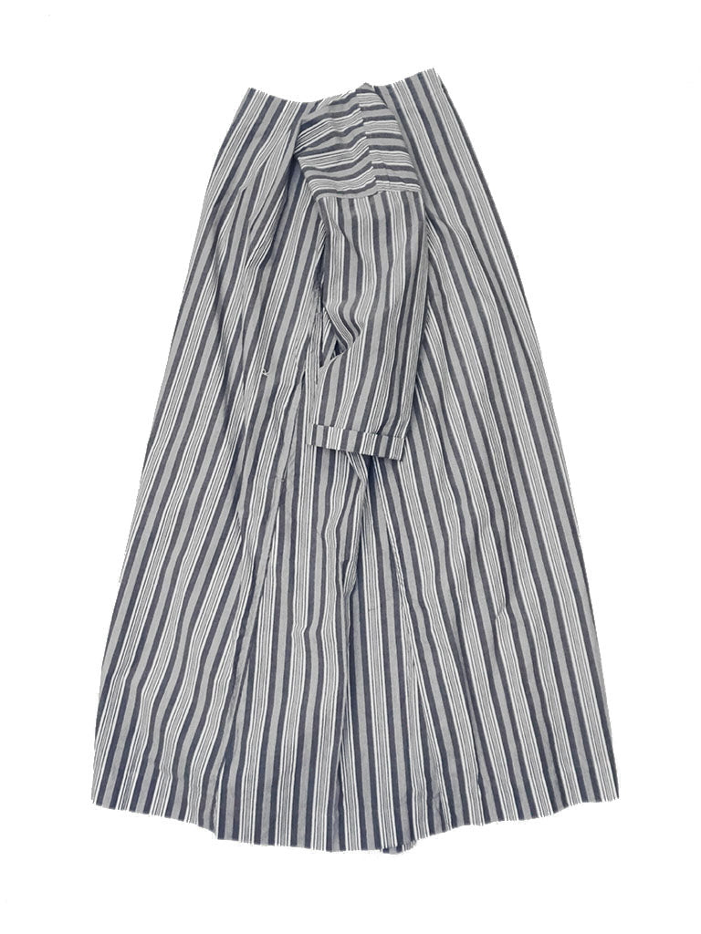 Mottainai Umahiko Dress (Stripe)