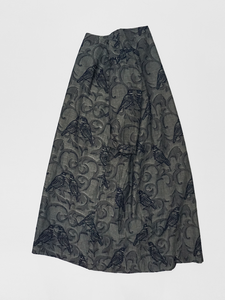 Mottainai Umahiko Dress (Jacquard Denim)