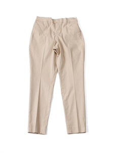Oxford Stretch 908 Coin Chino in Beige