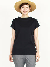 Ramie Kanoko Long T-shirt
