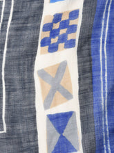 Gauze Cotton Flag Print Bandana