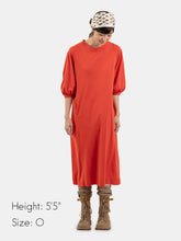 Shanclean Puff Dress