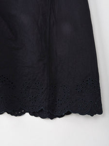 Ai Nando Awa Satin Cutwork Uma Dress