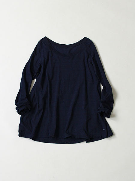 Indigo Tenjiku Flair T-shirt