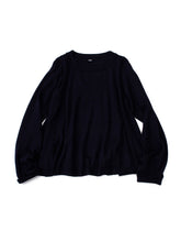 Washable Wool Flare T-shirt