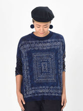 Washable Wool Knit Bandana Uma T-shirt