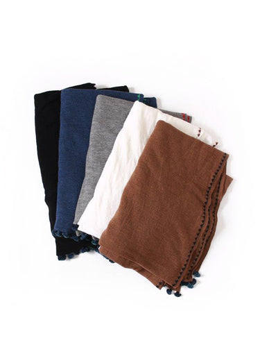 Float Knit Stole