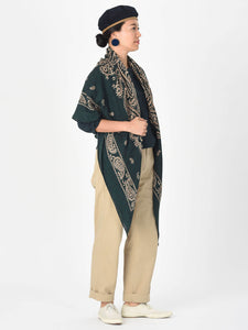 Float Wool Bandana Big Furoshiki