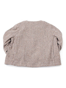 Cotton Tweed Akiya Bolero
