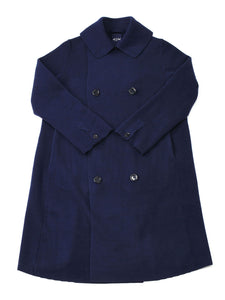 Camelliya Rib Akiya Halfcoat in navy top