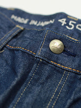 Umihikohime 0916 One Wash Cotton Denim Pants