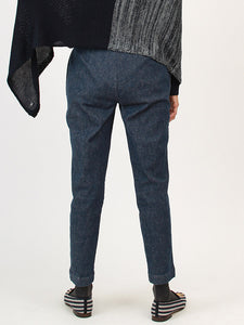 Stretch Denim Slim Pants