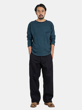 Indigo Okome Duck 908 Worker Pants