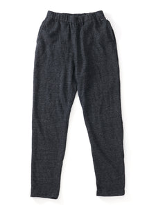 Womens Heritage US Urake Sweat Pants in Charcoal