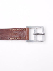 Mauro Vintage Leather Belt