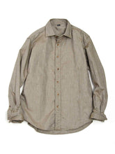 Oxford Shirt in Khaki
