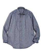 Oxford Shirt in Blue
