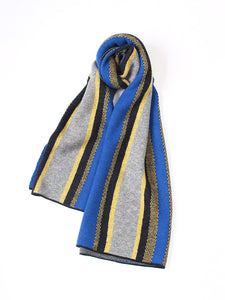 Float Wool Jacquard Regimental Stole