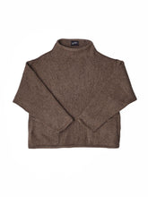 45 Star Cashmere Umahiko Sweater in brown