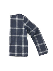 Jersey Flannel Blouse