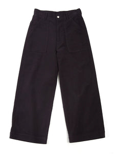 Mole Serge Stretch 908 Painter Pants in Brown