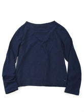 Zimba Tenjiku 45 Star Long Sleeve T-Shirt in Navy