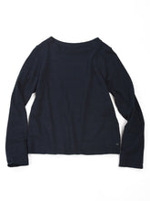 Indigo Zimba Tenjiku 45 Star Long Sleeve T-Shirt in Indigo