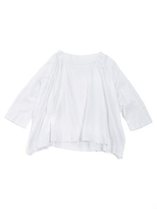 Zimba Tenjiku  Big T-Shirt in White
