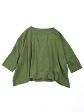 Zimba Tenjiku  Big T-Shirt in Green