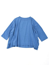 Zimba Tenjiku  Big T-Shirt in Blue
