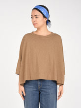 Cotton 3/4 Sleeve  Big T-Shirt