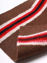 Knit Regimen Stripe Muffler