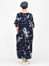 Hickory Furoshikii Cotton Print Dress